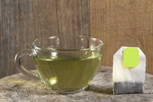 Prevent Vision Loss green tea