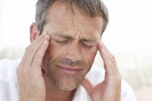 migraines man