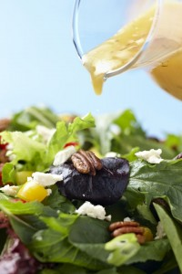 Benefits of Coconut Oil salad dressing