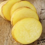 Potato slice