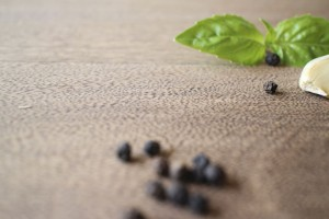 Dealing with Pneumonia basil and black pepper